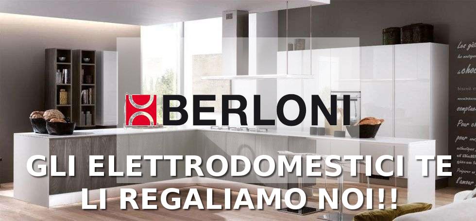 BERLONI FROSINONE 31 LUGLIO 2018 ELETTRODOMESTICI REGALO